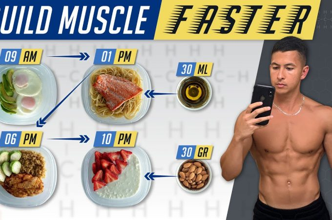 Lean Muscle Building Diet Tips To Get You Results Faster