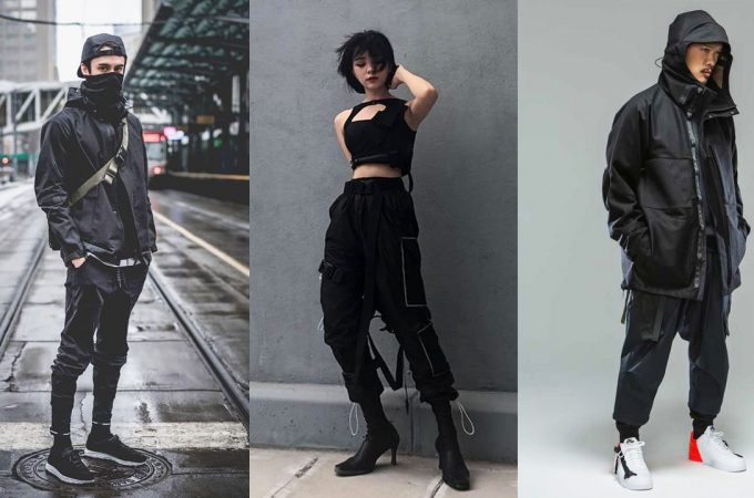 Top Different Types Of Techwear Jackets To Wear!!!